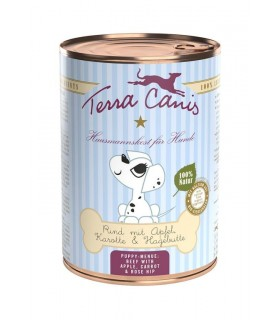Terra Canis puppy manzo 400 gr
