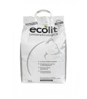 Ecolit lettiera 15 litri