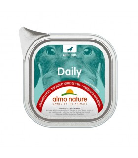 Almo nature pfc daily menu cane adult con manzo e patate 100 gr