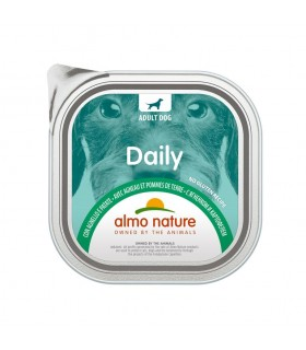 Almo nature pfc daily menu cane adult con agnello e patate 300 gr