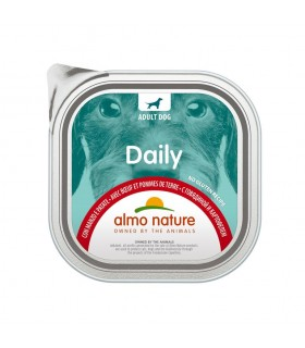 Almo nature pfc daily menu cane adult con manzo e patate 300 gr