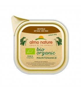 Almo nature pfc daily menù bio cane adult con vitello 100 gr