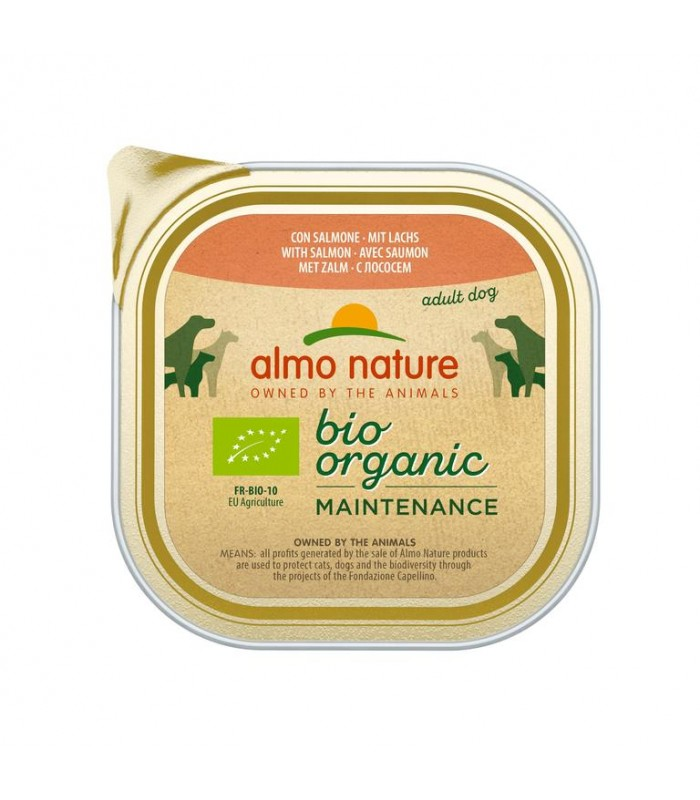 Almo nature pfc daily menù cane con salmone 300 gr
