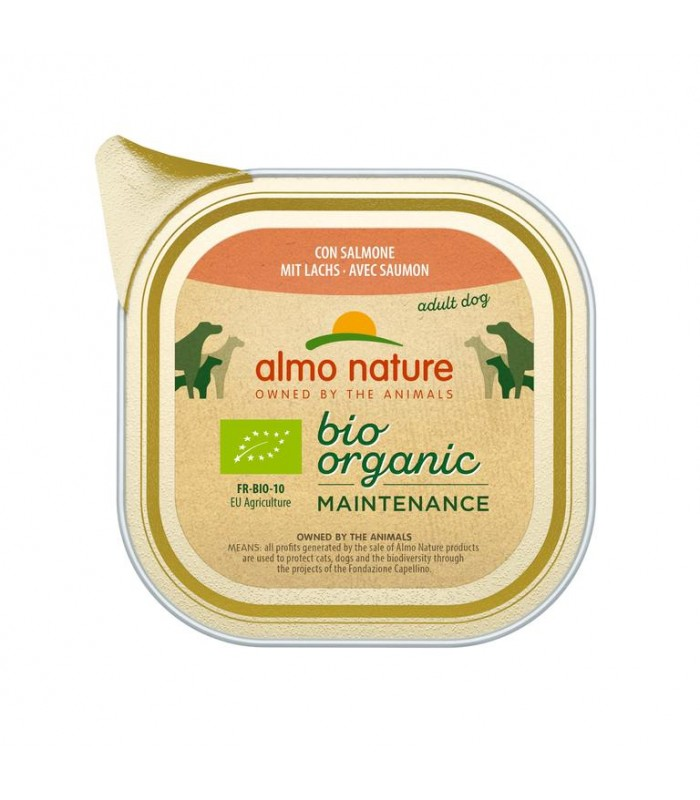 Almo nature pfc daily menù cane con salmone 100 gr