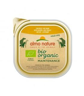 Almo nature pfc daily menù bio cane adult con pollo 300 gr