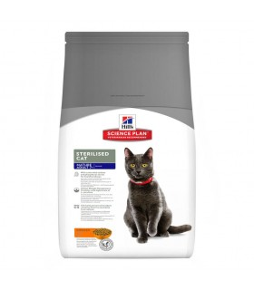 Hill's Science Plan gatto Mature Adult 7+ Sterilised Al Pollo 1,5 kg