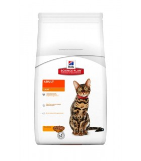 Hill's Science Plan gatto Adult Light al Pollo 1,5 kg