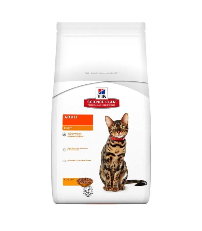 Hill's Science Plan gatto Adult Light al Pollo 1,5 kg