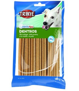 Trixie denta fun 7 x dentros pollo180 gr
