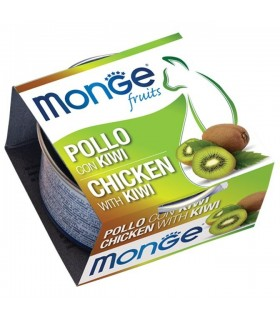 Monge gatto fruits pollo con kiwi 80 gr
