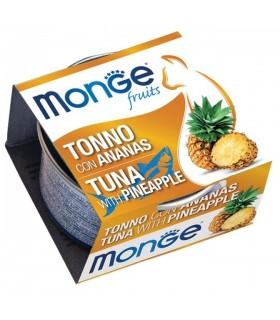 Monge gatto fruits tonno con ananas 80 gr