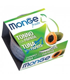 Monge gatto fruits tonno con papaya 80 gr