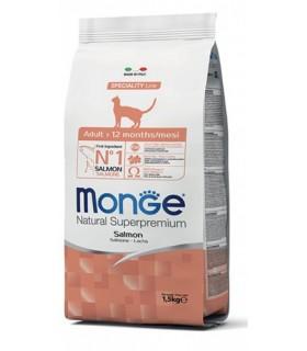 Monge gatto adult salmone 1,5 kg