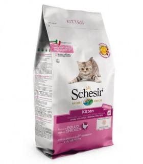 Schesir gatto Kitten ricco in pollo 400 gr