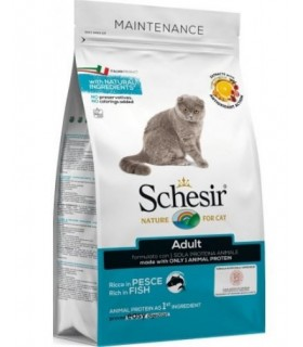 Schesir gatto adult Mantenimento ricco in pesce 1,5 kg
