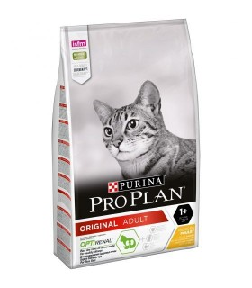 Purina proplan original adult gatto pollo 10 kg