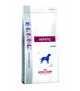 Royal canin hepatic cane 1,5 kg