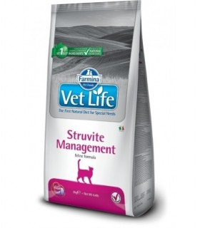 Farmina vet life gatto struvite management 2 kg