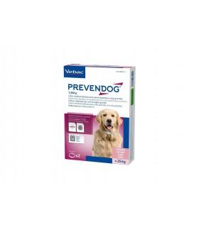 Virbac prevendog 2 collari 75 cm cane sopra a 25 kg