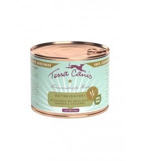 Terra canis grain free cinghiale con barbabietola, castagna dolce e semi di chia 200 gr