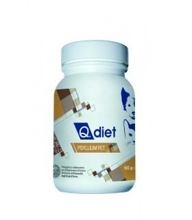 Q.diet psyllium pet polvere 90 gr