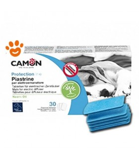 Camon protection 30 piastrine elettroemanatore g925A