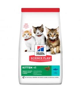 Hill's Science Plan kitten Tonno 1,5 kg