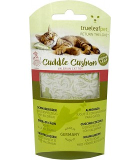 True leaf pet cuscino coccole valeriana