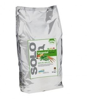 Drn solo vegetal dry food 10 kg