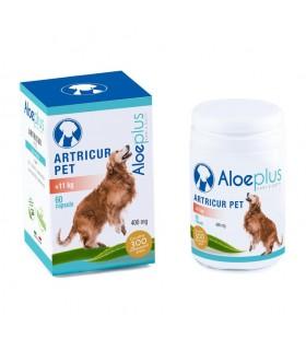 Aloeplus Artricur pet cane +11 kg 60 capsule