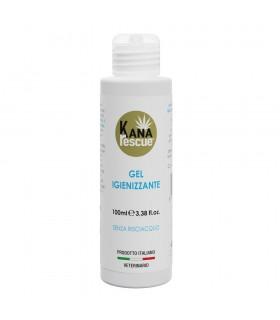 Kanarescue pet gel igienizzante 100 ml