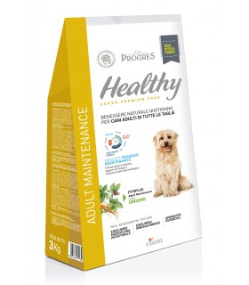 Fito progres cane healty adult mantenimento pollo e manzo 3 kg