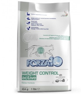 Forza 10 gatto weight control active 454 gr