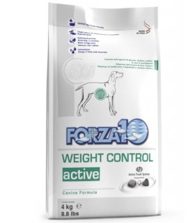Forza 10 cane weight control active 4 kg