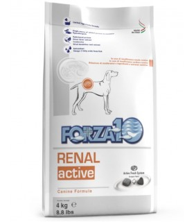 Forza 10 cane renal active 4 kg