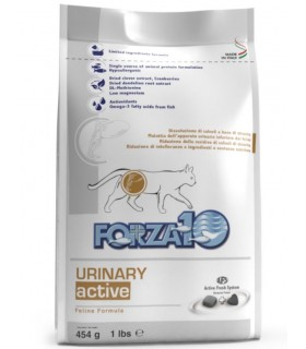 Forza 10 gatto urinary active 454 gr
