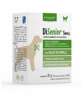 Dynamopet disenior small 20 bustine 2,5 gr