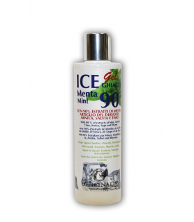 Officinalis icementa-mint gel 90% 250 ml