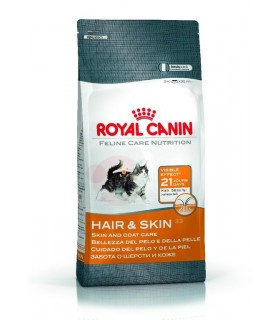 Royal canin gatto hair & skin 2 kg