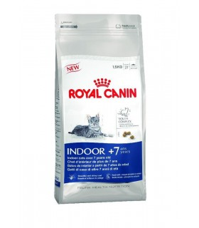ROYAL CANIN INDOOR+7 400 GR