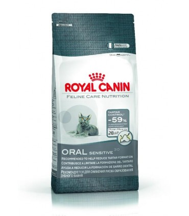 ORAL SENSITIVE-30 400 GR R.C.