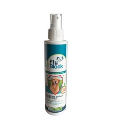 Flyblock Soluzione Spray protettiva cane 150 ml