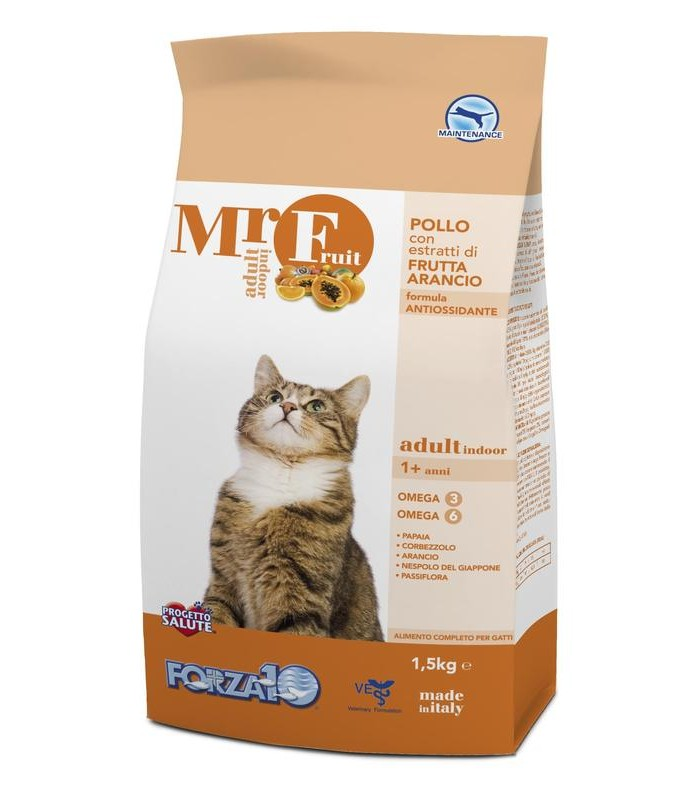 Forza 10 gatto mr fruit indoor 400 gr