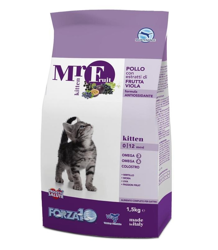 Forza 10 gatto mr fruit kitten 1,5 kg
