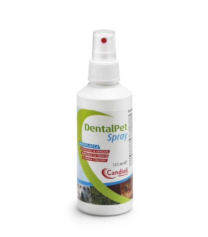 Candioli dentalpet spray 125 ml