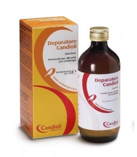 Candioli depuratore 200 ml