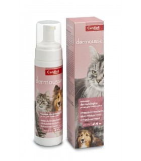 DERMOUSSE MOUSSE DET. FL 200 ML