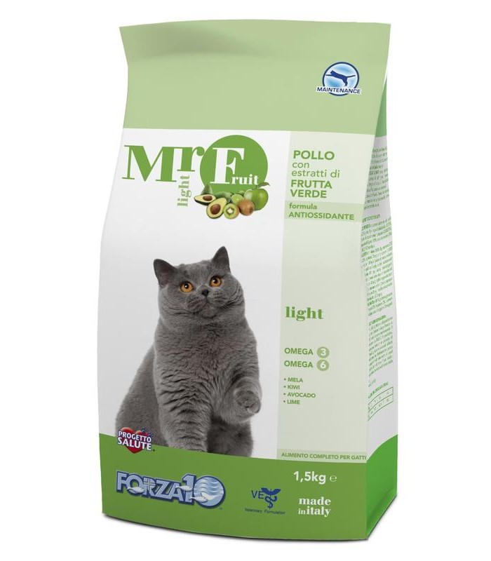 Forza 10 gatto mr fruit light 1,5 kg