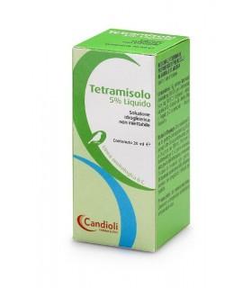Candioli tetramisolo 5% liquido 20 ml