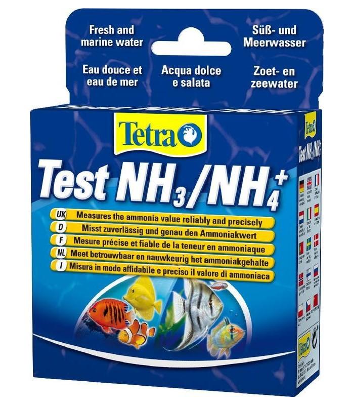 TETRA TEST AMMONIACA 28 TEST